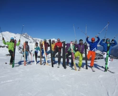 morzine group ski holiday
