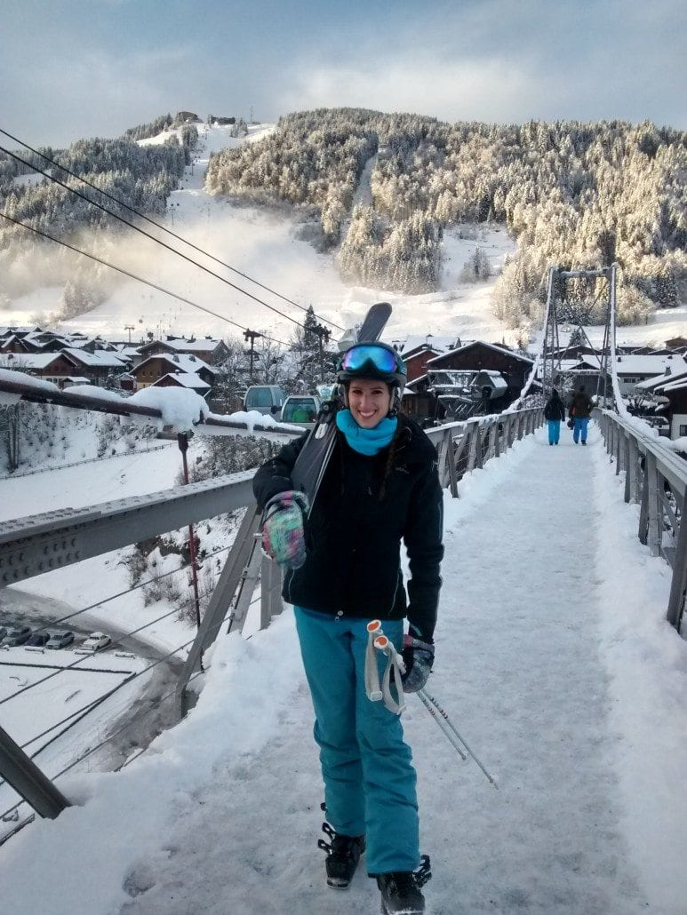 Winter in Morzine
