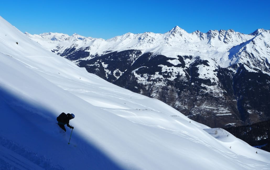 Best Kept Secret Locations for Ski Touring