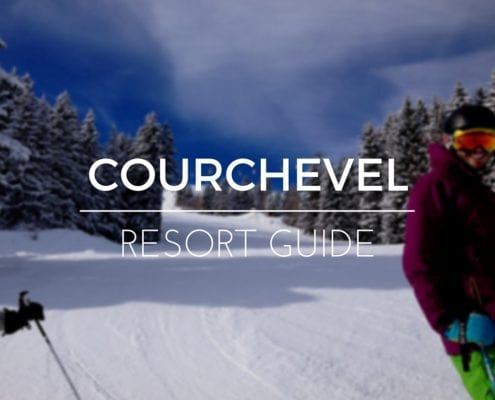 Courchevel Resort Guide