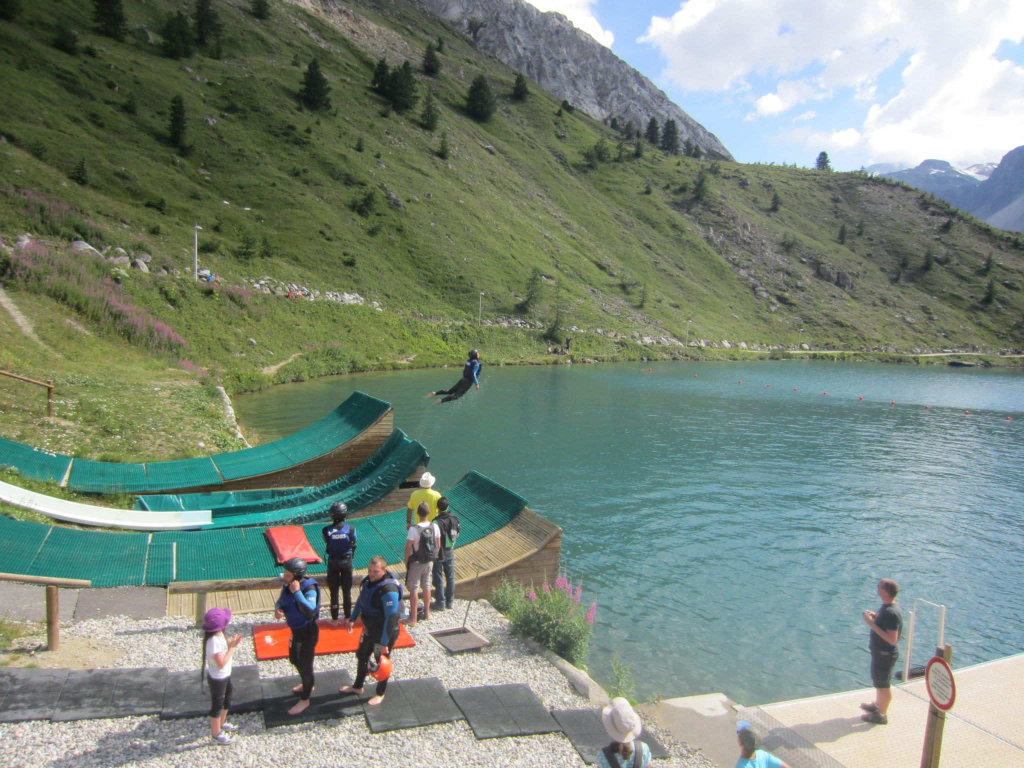 Tignes Summer activities