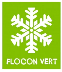 flocon vert - Make Your Ski Holiday More Sustainable